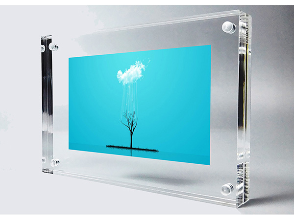 7 inch 3D Glass-free LCD Digital Photo Frame