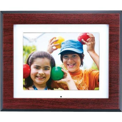 8 inch 800*600 High Definition LCD Photo Frame with 128MB Memory
