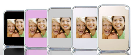 1.5 inch Digital Photo Frame Keychain with 16Mb Internal Memory