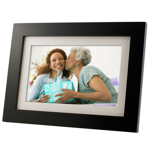 7 inch HD Wooden Digital Picture Frame